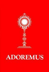 Cover - Adoremus