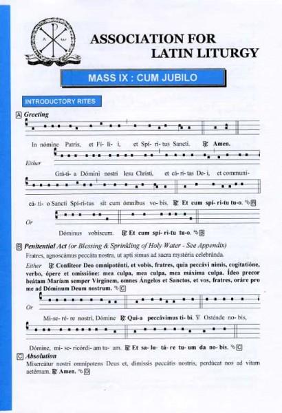 Cover - Mass IX