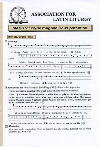 Cover - Mass V