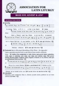 Cover - Mass XVII