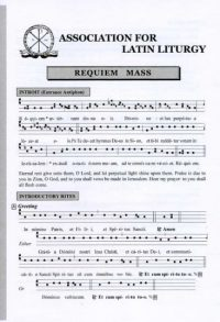 Cover - Requiem Mass